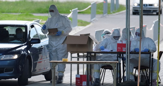 Rządowy personel kryzysowy o możliwych ograniczeniach związanych z koronawirusem