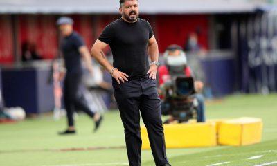 Żarliwa walka o wicemistrza Włoch.  Katastrofalna sytuacja Napoli Football