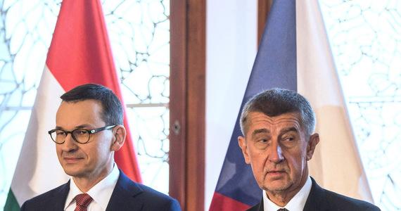 Premierzy Polski i Czech opowiadają się za powtórzeniem wyborów na Białorusi