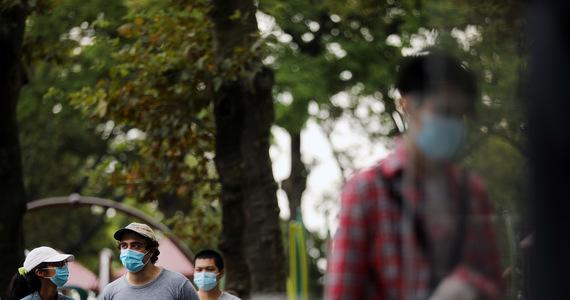 Koronawirus w USA. Nowy Jork: Pierwszy taki dzień od początku pandemii