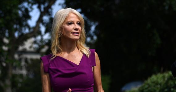 Kellyanne Conway, jedna z najbliższych współpracowniczek prezydenta Donalda Trumpa, poinformowała w niedzielę, że z końcem sierpnia odchodzi z Białego Domu. Jako przyczynę podała względy rodzinne.