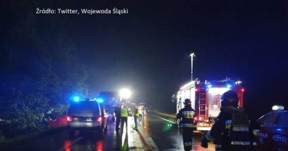 Dziewięć osób zginęło w wyniku zderzenia busa i autokaru na drodze krajowej nr 88 w Gliwicach – przekazała policja i straż pożarna. Zginęły wszystkie osoby jadące busem. Rannych zostało siedem osób jadących autokarem. W najpoważniejszym stanie jest kierowca.