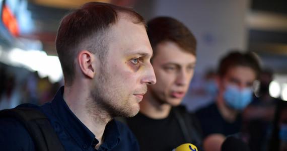 """Białoruś: Polacy zwolnieni z białoruskiego aresztowania.  """"To była tortura"""""""