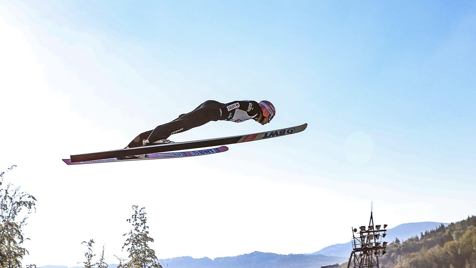 Historyczne zawody polskich skoków narciarskich! Wielkie marzenie wreszcie się spełniło