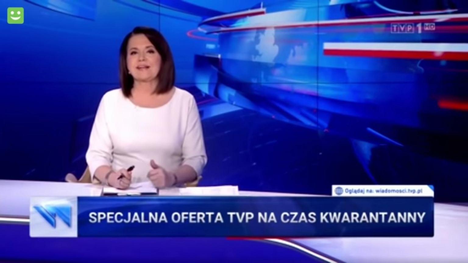 """KRRiT dzwoni do TVP na zamówienie.  Chodzi o """"ukryte komunikaty handlowe"""" w """"Wiadomościach"""""""