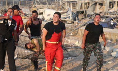 Liban: Wybuch w Bejrucie. Ofiary, przyczyna, reakcje. Co wiemy do tej pory?