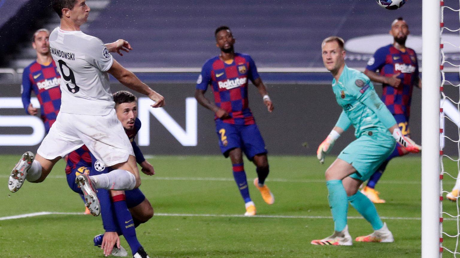 """""""Lionel Messi ma dużo do zrobienia. Robert Lewandowski przez długi czas."""""""