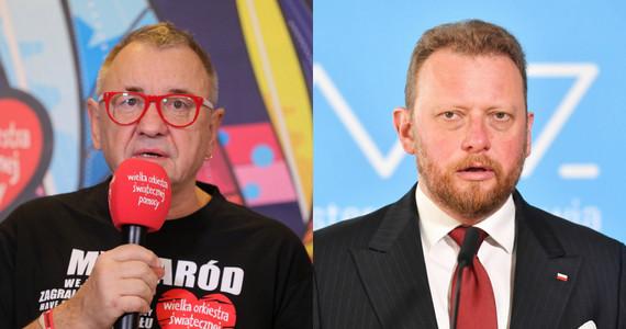 Łukasz Szumowski rezygnuje.  Jerzy Owsiak skomentował tę decyzję