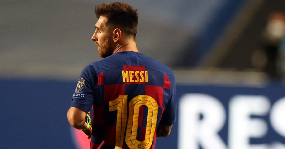 Media: Lionel Messi opuści FC Barcelona tego lata