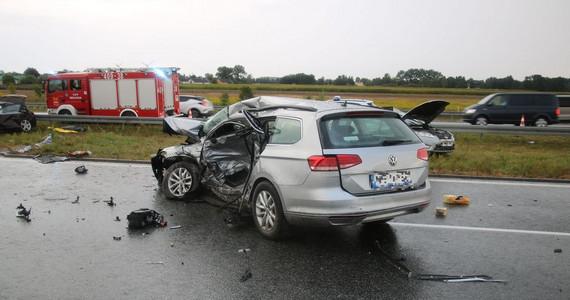 Na A1 miał dwa wypadki.  Nie przeżył