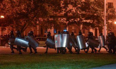 Protesty na Białorusi. Relacja z Mińska dziennikarza Sławomira Sierakowskiego